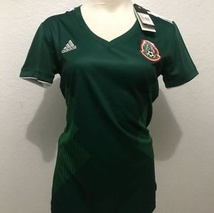 Mexico Jersey womens 2018